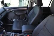 Фото 8 - Чехлы MW Brothers Volkswagen Touran I (2003-2015), коричневая нить
