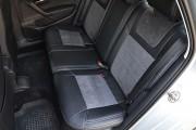 Фото 4 - Чехлы MW Brothers Volkswagen Polo sedan (2009-н.д.), серая нить