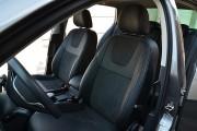 Фото 5 - Чехлы MW Brothers Volkswagen Golf VII Hatchback (2013-2020), серая нить