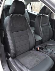MW Brothers Volkswagen Jetta VI (2011-н.д) Trendline/Comfortline, серая нить