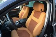 Фото 4 - Чехлы MW Brothers Volkswagen Touareg II Life, TDI (2011-2018), полностью бежевые