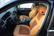 Фото 5 - Чехлы MW Brothers Volkswagen Touareg II Life, TDI (2011-2018), полностью бежевые