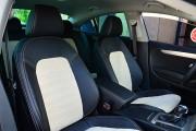 Фото 4 - Чехлы MW Brothers Volkswagen Passat CC (2008-2016) светлая Алькантара