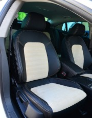 MW Brothers Volkswagen Passat CC (2008-2016) светлая Алькантара