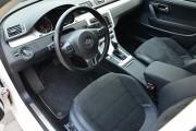 Фото 4 - Чехлы MW Brothers Volkswagen Passat CC (2008-2016), черная нить