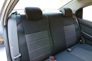 Фото 6 - Чехлы MW Brothers Chevrolet Aveo T200 sedan (2002-2008), красная нить