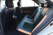 Фото 5 - Чехлы MW Brothers Toyota Camry XV 30/35 (2001-2006) оранж вставки + оранж нить