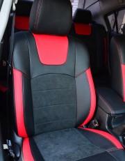 MW Brothers Mazda 3 I (2003-2009), красные вставки