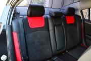 Фото 4 - Чехлы MW Brothers Mazda 3 I (2003-2009), красные вставки