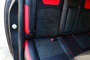 Фото 7 - Чехлы MW Brothers Mazda 3 I (2003-2009), красные вставки