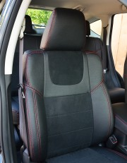 MW Brothers Honda CR-V IV (2012-2017), красная нить