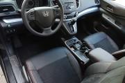 Фото 8 - Чехлы MW Brothers Honda CR-V IV (2012-2017), красная нить