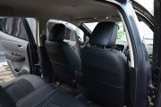 Фото 4 - Чехлы MW Brothers Nissan Leaf (2010-н.д.) серая нить