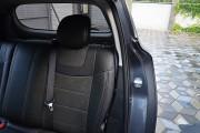 Фото 6 - Чехлы MW Brothers Nissan Leaf (2010-н.д.) серая нить