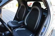 """'ото 2 - """"ехлы MW Brothers Mercedes-Benz Smart Fortwo II (451) (2007-2014), светлые вставки + сера¤ нить"""