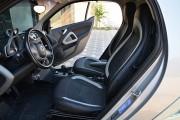 """'ото 5 - """"ехлы MW Brothers Mercedes-Benz Smart Fortwo II (451) (2007-2014), светлые вставки + сера¤ нить"""