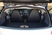 """'ото 6 - """"ехлы MW Brothers Mercedes-Benz Smart Fortwo II (451) (2007-2014), светлые вставки + сера¤ нить"""