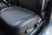 Фото 3 - Чехлы MW Brothers Chevrolet Aveo T250 Sedan (2002-2016), красная нить