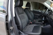 Фото 3 - Чехлы MW Brothers Volkswagen Golf V Plus (2004-2013), серая нить