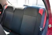 Фото 2 - Чехлы MW Brothers Chevrolet Lanos (2005-н.д.), красные вставки