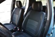 Фото 2 - Чехлы MW Brothers Hyundai Getz (2002-2011), серая нить