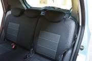 Фото 4 - Чехлы MW Brothers Hyundai Getz (2002-2011), серая нить