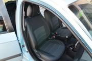 Фото 7 - Чехлы MW Brothers Hyundai Getz (2002-2011), серая нить
