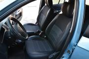 Фото 3 - Чехлы MW Brothers Hyundai Getz (2002-2011), серая нить