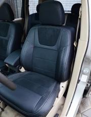 MW Brothers Nissan X-Trail T30 (2001-2007), серая нить