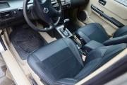 Фото 2 - Чехлы MW Brothers Nissan X-Trail T30 (2001-2007), серая нить