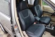 Фото 3 - Чехлы MW Brothers Nissan X-Trail T30 (2001-2007), серая нить