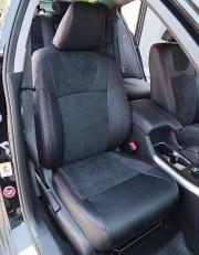 MW Brothers Honda Accord 9 (2013-н.д.), красная нить