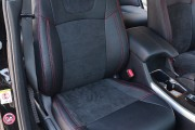 Фото 4 - Чехлы MW Brothers Honda Accord 9 (2013-н.д.), красная нить
