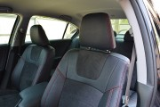 Фото 3 - Чехлы MW Brothers Honda Accord 9 (2013-н.д.), красная нить