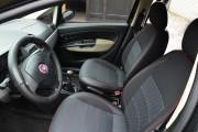 Фото 7 - Чехлы MW Brothers Fiat Linea (2007-2012), красная нить