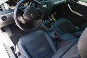 Фото 4 - Чехлы MW Brothers Volkswagen Jetta VI (2011-н.д) Trendline/Comfortline, синяя нить