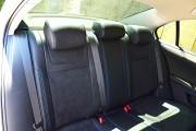 Фото 8 - Чехлы MW Brothers Volkswagen Jetta VI (2011-н.д) Trendline/Comfortline, синяя нить