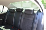 Фото 5 - Чехлы MW Brothers Volkswagen Jetta VI (2011-н.д) Trendline/Comfortline, синяя нить