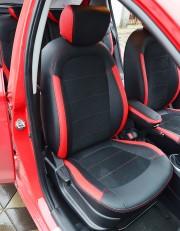 MW Brothers Hyundai I20 (2014-н.д.), красные вставки