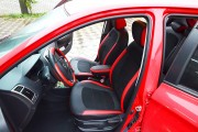 Фото 6 - Чехлы MW Brothers Hyundai I20 (2014-н.д.), красные вставки