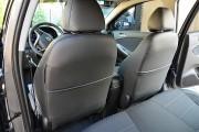 Фото 7 - Чехлы MW Brothers Hyundai Accent IV (Solaris) sedan (2011-2017), серая нить