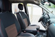фото 2 - Чехлы MW Brothers Renault Duster (2010-2014), красная нить