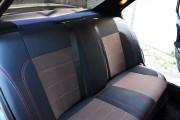 Фото 2 - Чехлы MW Brothers BMW 3 E36 (1990-2000), красная нить