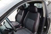 Фото 3 - Чехлы MW Brothers Chevrolet Aveo T255 3D (2008-2012), красная нить