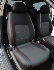 MW Brothers Chevrolet Aveo T255 3D (2008-2012), красная нить