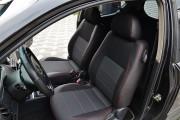 Фото 2 - Чехлы MW Brothers Chevrolet Aveo T255 3D (2008-2012), красная нить