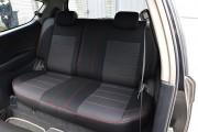 Фото 6 - Чехлы MW Brothers Chevrolet Aveo T255 3D (2008-2012), красная нить