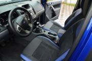 Фото 5 - Чехлы MW Brothers Ford Ranger III (2011-2015), синие вставки + синяя нить