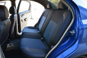 Фото 4 - Чехлы MW Brothers ZAZ Vida sedan (2012-н.д.), синяя нить