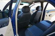 Фото 5 - Чехлы MW Brothers ZAZ Vida sedan (2012-н.д.), синяя нить